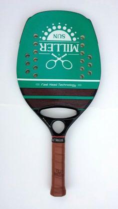 bffddf6ad Racchetta Beach Tennis Miller REVOLUTION PRO 2014