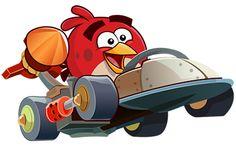 Angry Birds GO! Out now! #angrybirdsgo