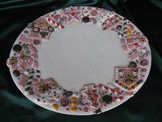 Large Gingerbread Platter