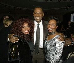 Luther Vandross, Chaka Khan and Gladys Knight. Music Icon, Soul Music, Music Life, Chaka Khan, Gladys Knight, Luther Vandross, Legendary Singers, Vintage Black Glamour, Soul Singers