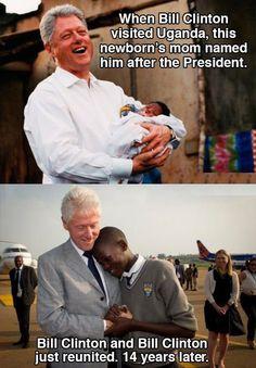 Meet Bill Clinton.