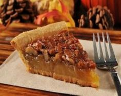 Tarte aux noix et caramel : http://www.cuisineaz.com/recettes/tarte-aux-noix-et-caramel-10686.aspx
