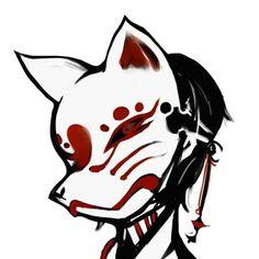 Kitsune Mask …