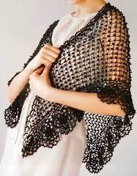 Αποτέλεσμα εικόνας για crochet-knit cape,bolero, shoulder stole shawl