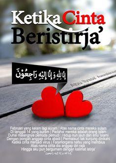 Ketika Cinta Beristirja' karya Ustadz Ibnu Awwaliansyah