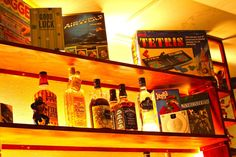 A dedicated classic and retro arcade games bar, The Four Quarters is the place to go if you want to brush up on your 'Street Fighter II' skills or just revel in