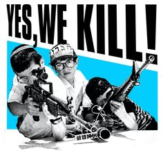Yes, We Kill! Idea per cover e.p. /2