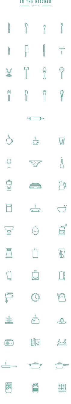 15 packs d'icons spécialisés par domaine à télécharger gratuitement | Blog du Webdesign: