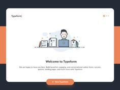Onboarding for typeform (Experimental)