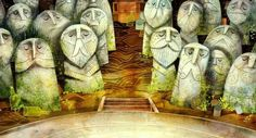 Кадры из мультфильма Песнь моря (2014, Song of the Sea) | altereos.ru