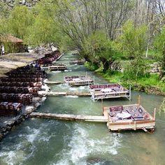 Huzur belisırma köyü ıhlara vadisi / Aksaray