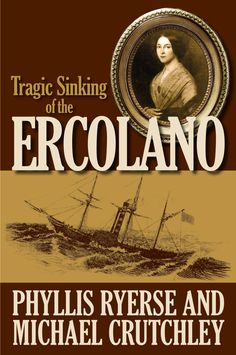 THIRD in this trilogy of cousins lost....  Our cousin and her 2 little boys went from sleep to death as their cabin on the steamship Ercolano was literally sliced in half that stormy night by the steamship Sicilia.