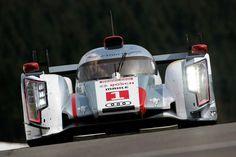 Audi Sport Team Joest Audi R18 ultra