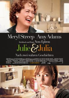 Julie & Julia (2009) • Director: Nora Ephron • Writers: Nora Ephron (screenplay), Julie Powell (book), 2 more credits • Stars: Amy Adams, Meryl Streep, Chris Messina