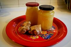 Ananas/ingefær marmelade!