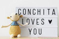 """De Estraperlo: CAL, crochet your own """"Conchita"""" with us"""
