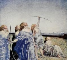 Bell, Robert Anning (1863-1933) - The International Studio 1910 - The Arrow