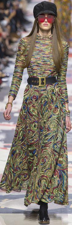 Christian Dior F/W '18.