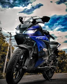 Follow:@r15_v3.0 Share our page more:@r15_v3.0 DM your bike pic @nithi__trendy  #yamaha #r15 #r15v3 #yamahar15 #yamahar15v3 #r15v3india…