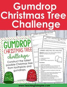 This FREE Christmas STEM activity is sure to engage your students and get them thinking (and using math). Click to read more and download the free printables to try this Christmas engineering activity with your students.