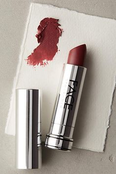 Face Stockholm FACE Stockholm Veil Lipstick This lip color looks like the perfect deep mauve! #ad