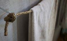 DIY towel rack Remodelista: Sourcebook for Considered Living