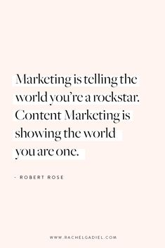 7 Reasons Why Your Website is the Most Important Marketing Tool for your Business — Rachel Gadiel Marketing Quotes, Marketing Tools, Marketing Digital, Business Marketing, Business Advice, Business Website, Business Quotes, Online Business, Inspiration Entrepreneur