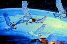 Jak poprosit Anděly o pomoc - Archandělé Gabriel a Michael Tarot, Angel Flying, Revelation 14, Angel Guide, Angel Cards, New Earth, Gabriel, Heaven On Earth, Picture Tattoos