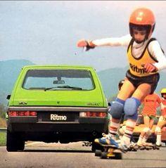 quelli che la Fiat Ritmo... ...ballano...