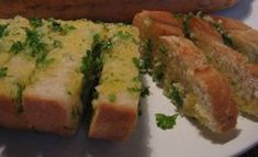 Valkosipulileipä 10 minuutissa Meatloaf, Sushi, Food And Drink, Ethnic Recipes