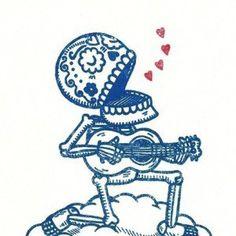 Minneapolis Guitar Repair - Love the logo!