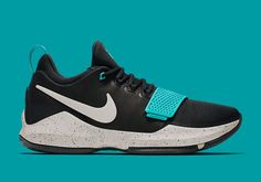 5adecc17bf71 Nike Paul George 1 Light Aqua 878628-002
