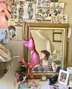 Room Ideas Bedroom, Bedroom Inspo, Dream Bedroom, Bedroom Decor, Pretty Room, Room Goals, Aesthetic Bedroom, Cool Rooms, My New Room