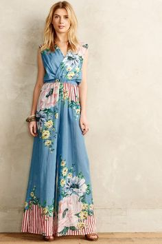 Floristry Jumpsuit | anthropologie