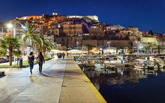 Travel Guide Kavala: A Northern Greek Gem of a City - Greece Is Greek Town, Places To Travel, Places To Visit, The Sound Of Waves, Greek Isles, Unique Hotels, Thessaloniki, Best Cities, Greece Travel