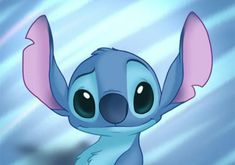 STITCH IS THE CUTEST