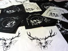 DIY original dark art patches, alternative accessories, unique black metal, gothic fashion https://www.etsy.com/shop/EasternHawkArt?ref=hdr_shop_menu