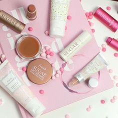 Fresh Sugar Lip, Sugar Lips, Moisturiser, Cleanser, Sugar Candy, Glowing Skin, Lipstick, Skin Care, Photo And Video