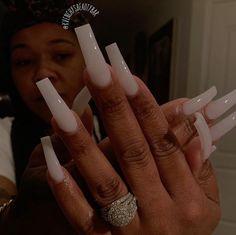 Drip Nails, Bling Acrylic Nails, Simple Acrylic Nails, Coffin Nails, Long Square Acrylic Nails, Long Square Nails, Acylic Nails, Exotic Nails, Girls Nails