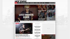 Hot Topix Modern WordPress Magazine Theme - #wordpress #responsive #theme #magazine #creative #inspiration