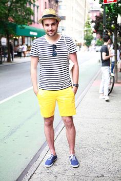 Street Style From the First Weekend of Summer in New York City -- The Cut. Follow Sneak Outfitters for more cool street fashion snapshots from New York City. www.sneakoutfitters.com