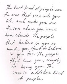 The best kind..