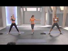 Jillian Killer Buns and Thighs - YouTube