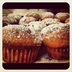 Muffin al latte condensato
