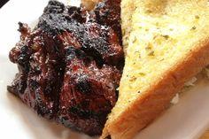 Steak tips from Fastnet Pub, Newport, RI, from hiddenboston.com