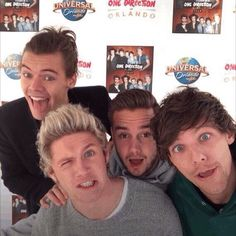 One direction without zayn.