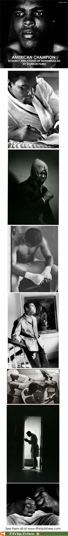 American Champion: 22 Never published photos of Muhammad Ali by Gordon Parks at http://www.ifitshipitshere.com/gordon-parks-muhammad-ali-photos/