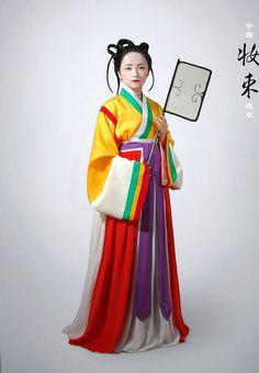1000+ images about Clothing: China (Hanfu) on Pinterest ... - photo #23