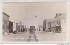 RP: COMFREY , Minnesota , PU-1917 : Main Street , West