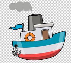Flower Diy, Diy Flowers, Cartoon Boat, Fishing Vessel, Pregnancy Journal, Cute Clipart, School Themes, 60th Birthday, Fishing Boats